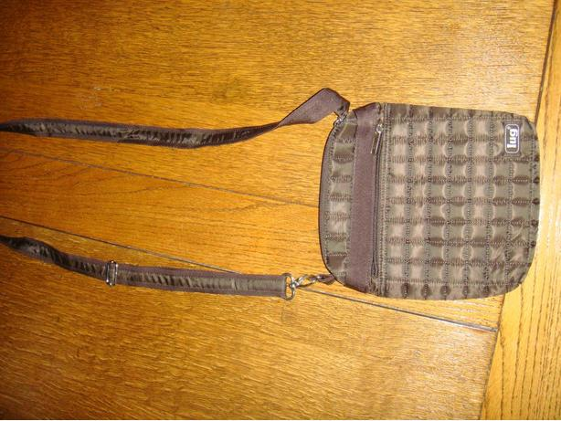 Cross Body Little Lug Bag