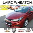 2017 Chevrolet Cruze LT Automatic, Back-Up Camera