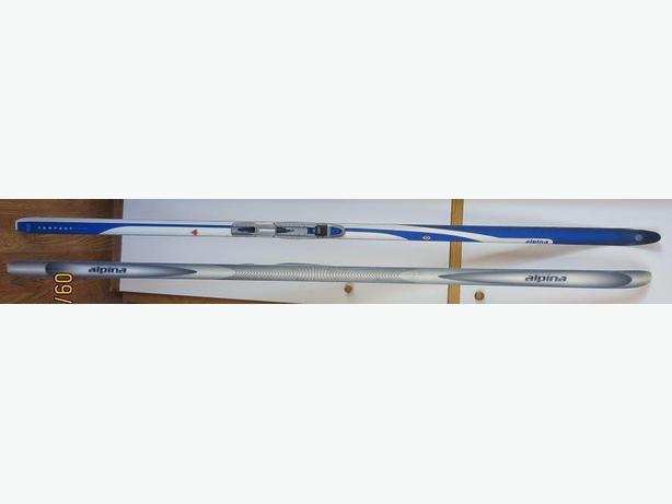 ALPINA TEMPEST TOURING 200cm CROSS COUNTRY SKIS
