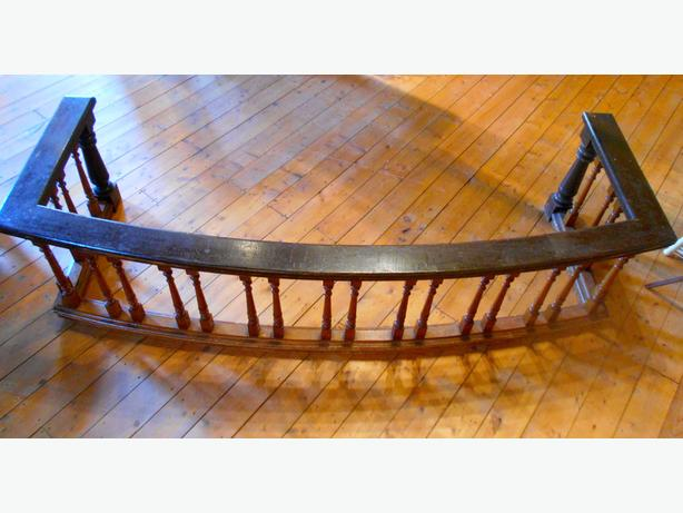 Antique Altar Railing