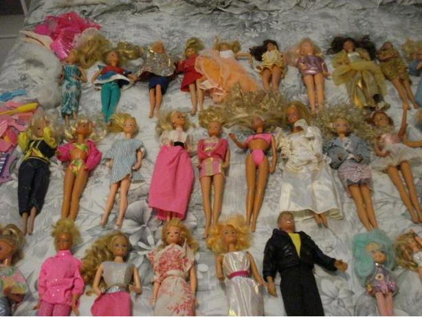 Barbie's