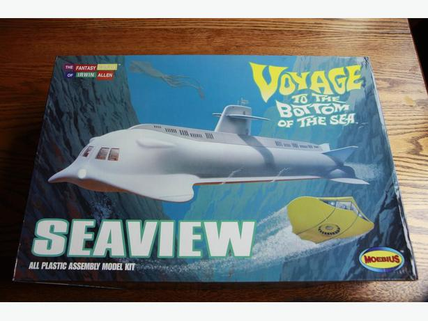 "Moebius Models 39"" Seaview"