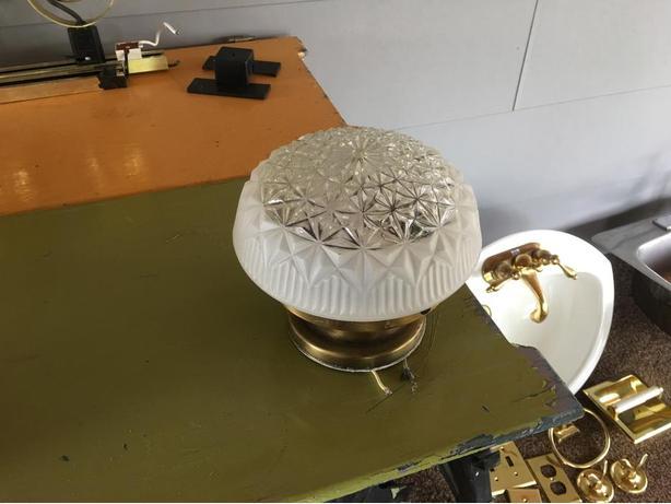 Pot Light - Hanging