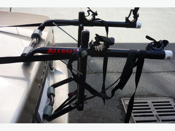 Allen bike rack for 2 bikes - NEW