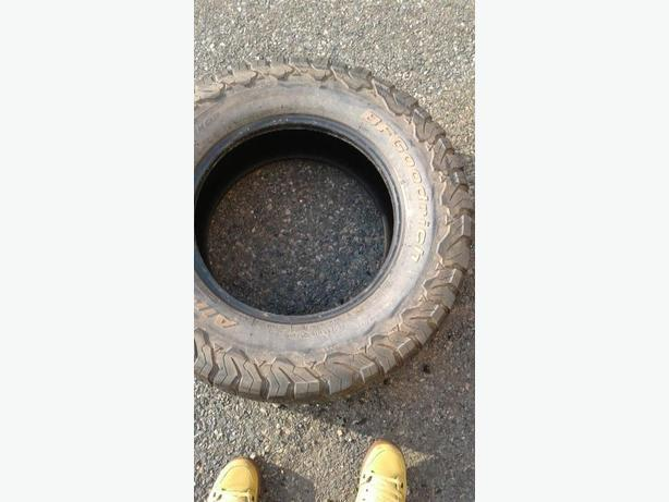 17 inch truck tires