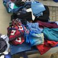 100+ brand name, very clean gently worn used clothing - womens, mens
