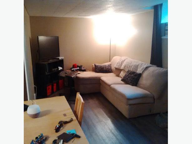 Douglas Park Area Basement Suite for rent