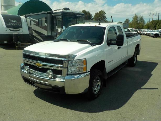 2010 Chevrolet Silverado 2500HD LT1 Ext. Cab Long Box 4WD