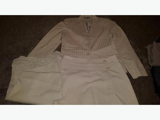 Reitmans Suit Outfit