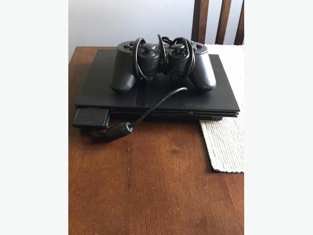 Sony PS2 Slim with Controller