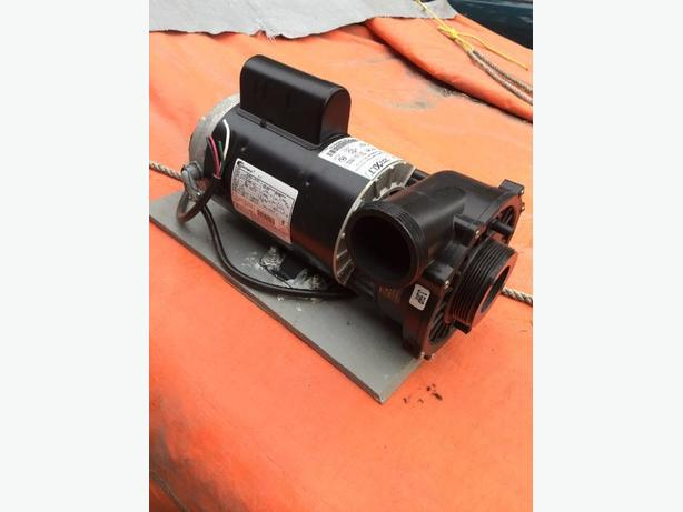 Reduced Beachcomber spa pump 3.5 HP