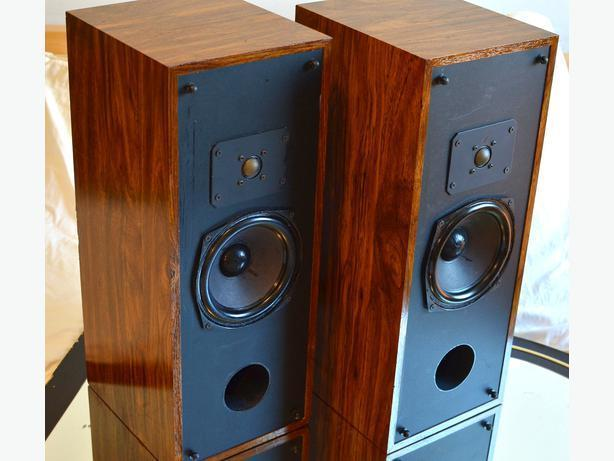 "Wanted: Vintage Rega 2 Stereo Speakers. ""REGA 2"""