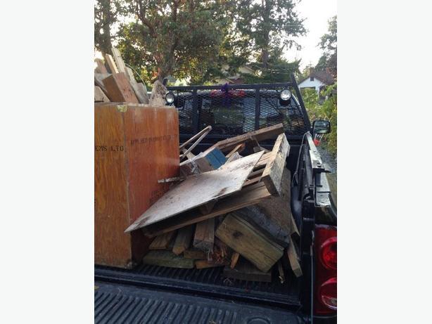 FREE: firewood