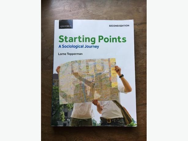Starting Points SOC 100 by Lorne Tepperman