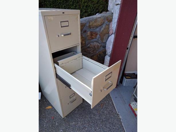 5 drawer filing metal cabinet