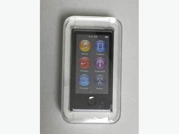 Apple iPod nano 7th Generation 16GB - Space Gray