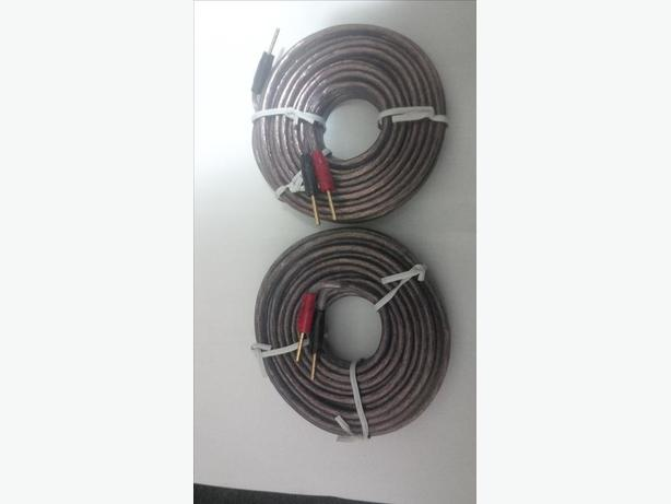 ACOUSTIC RESEARCH SPEAKER WIRE