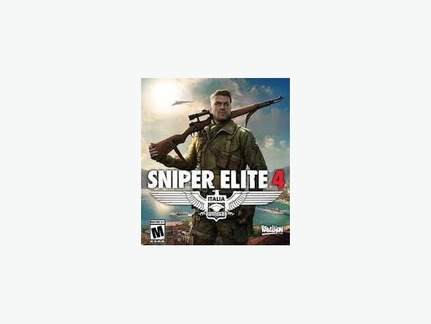 Sniper Elite IV - PS4