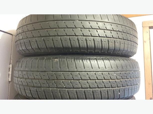 2 155/80r13 Nexen Tires