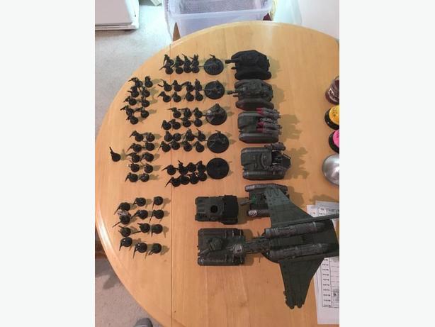 Warhammer Astra Militarum Army
