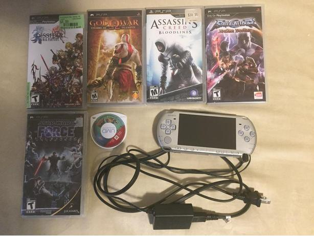 PSP hand held PlayStation game
