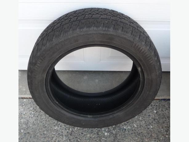 1 set of 4 Arctic Claw M+S 205/55/R16 Winter Tires