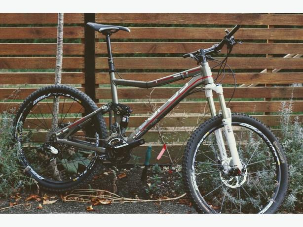 Opus Stakh Mountain Bike