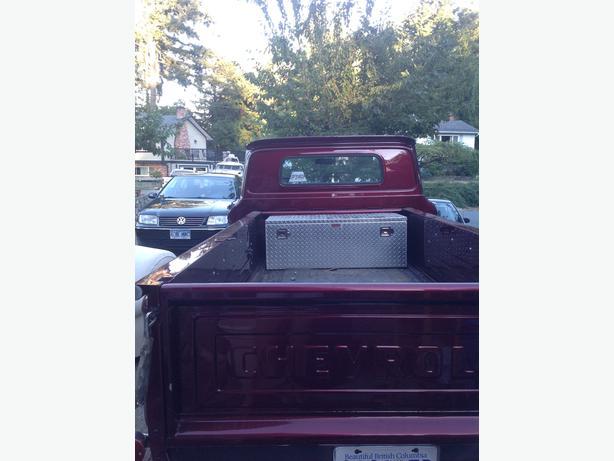 1961 Chevrolet Apache Classic Pickup Truck
