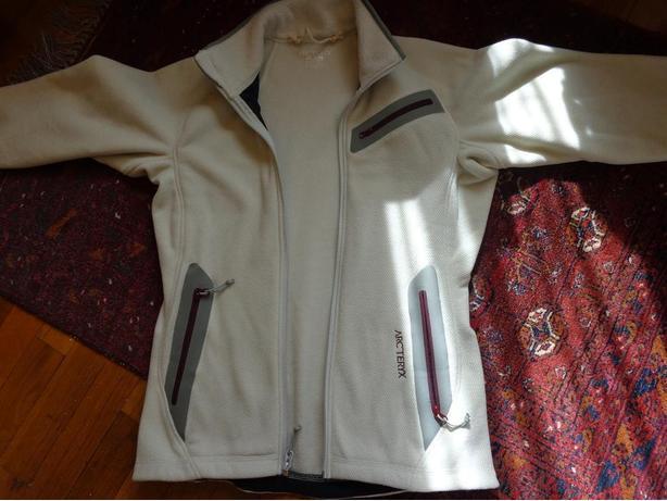 Original Arcteryx Fleece Jacket Size M