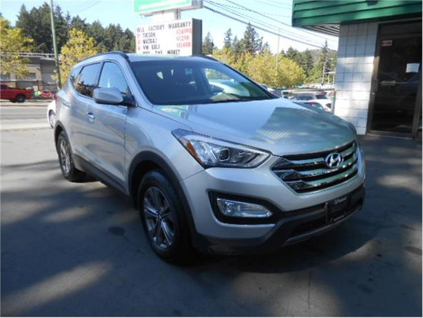 2016 Hyundai Santa Fe Premium Sport AWD