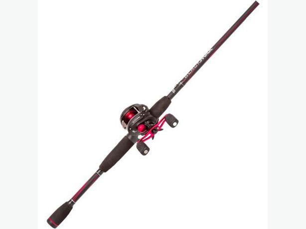 WANTED: Left handed baitcasting rod and reel/ Bass tackle