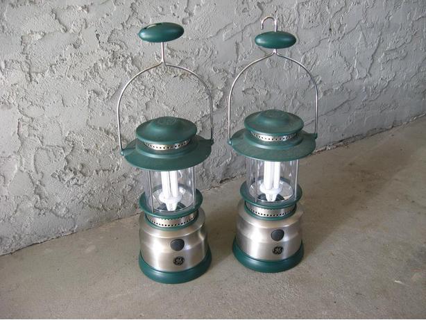 GE Lanterns