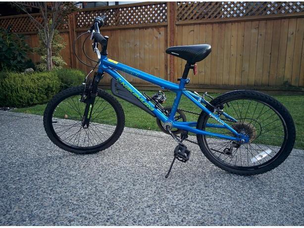 """Nakamura Juvy kids bike, 20"""" wheels"""