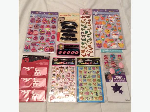 Brand New Stickers Lot!