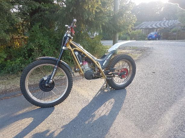 2010 Gasgas Txt Raga 300