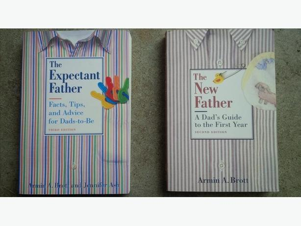 """The Expectant Father"" and the ""New Father"" Books"