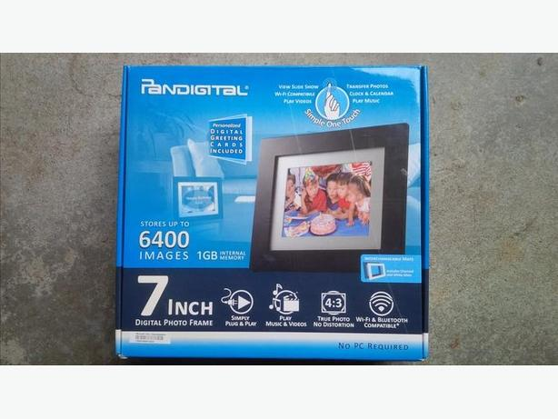7 Inch Digital Photo Frame (Pandigital)