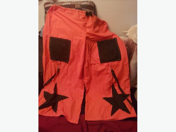 great for halloween.clown pants??