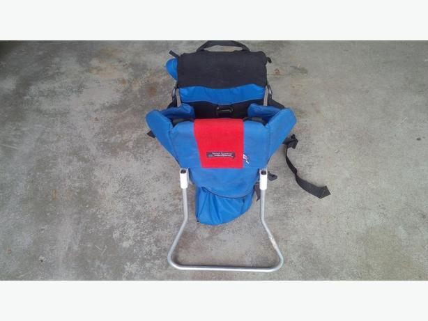 Baby Carrier Backpack (Tough Traveler)