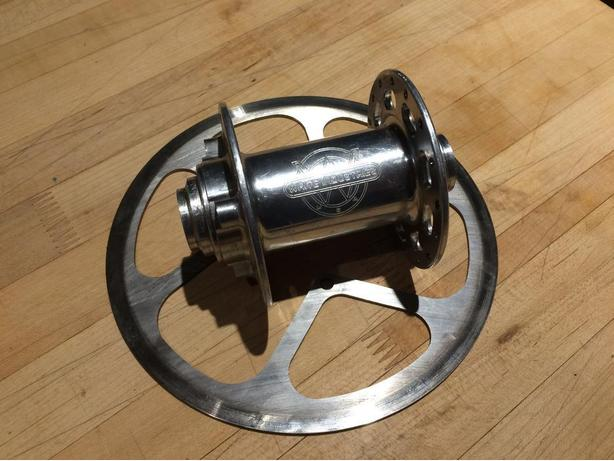 White Industries Front Hub