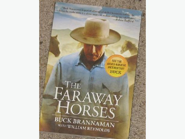 The Faraway Horses - softcover book