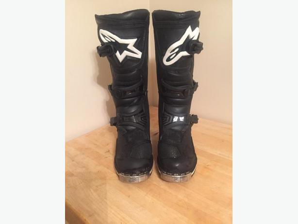 Alpinestar dirt bike boots