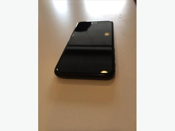 Factory Unlocked iPhone 7 32GB Black . Mint condition.