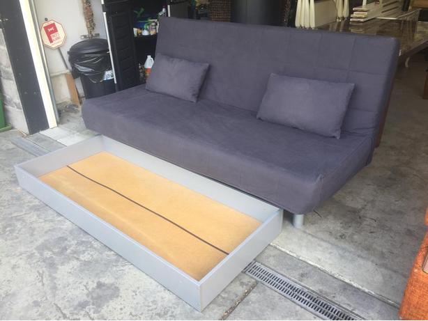 ikea beddinge sofabed like new