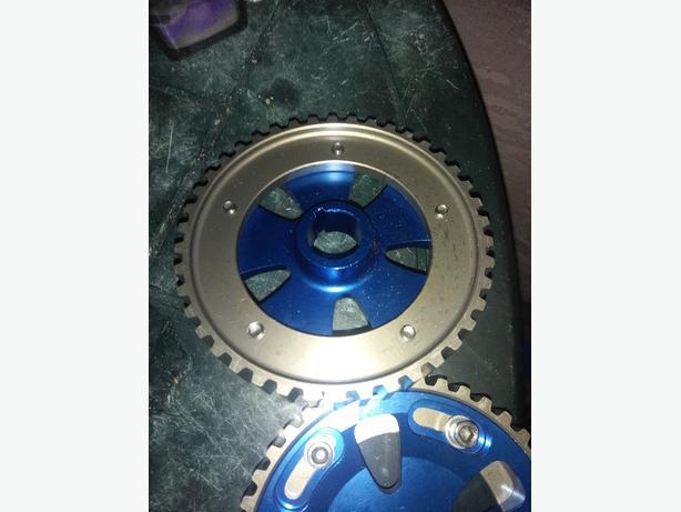 h22 cam gears