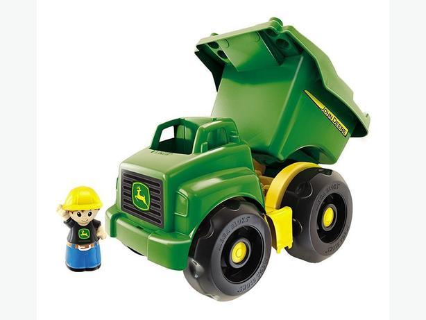 Large Mega Bloks John Deere Truck