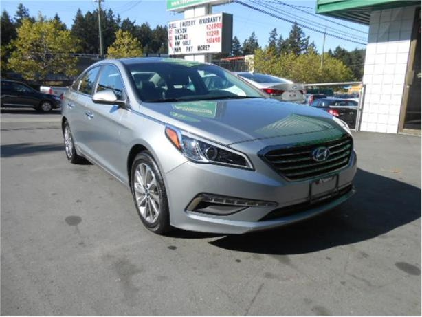 2016 Hyundai Sonata GLS - Leather