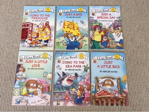 Mercer Mayer's Little Critter - 6 Beginner Books
