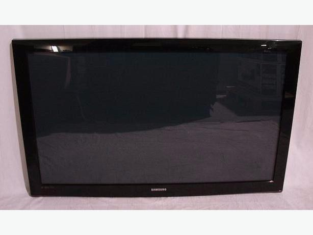 "50"" Samsung 1080p Plasma TV"