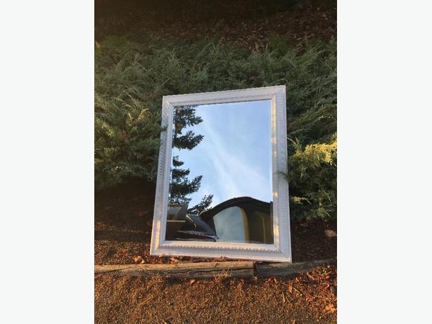Big White Mirror